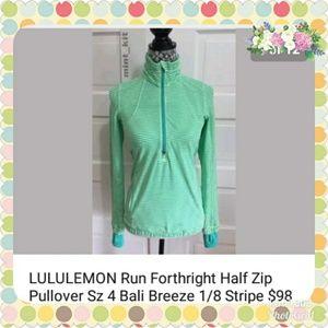 ❤ EUC Lululemon athletic jacket